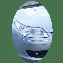 Phare avant droit Citroën C4 phase 1 et 2 Xenon directionnel