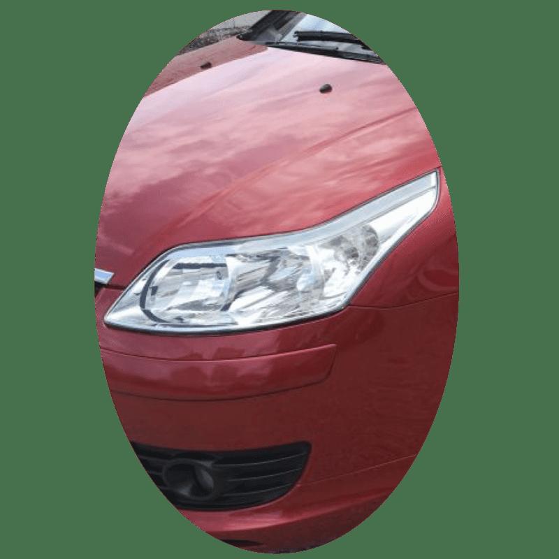Phare avant gauche Citroën C4 phase 1 et 2
