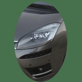 Phare avant gauche Citroën C4 Picasso phase 1 Xenon directionnel