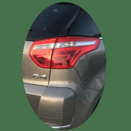Feu arrière droit Citroën C4 Picasso phase 1 Secondaire