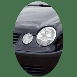 Phare avant gauche Volkswagen Polo IV phase 1