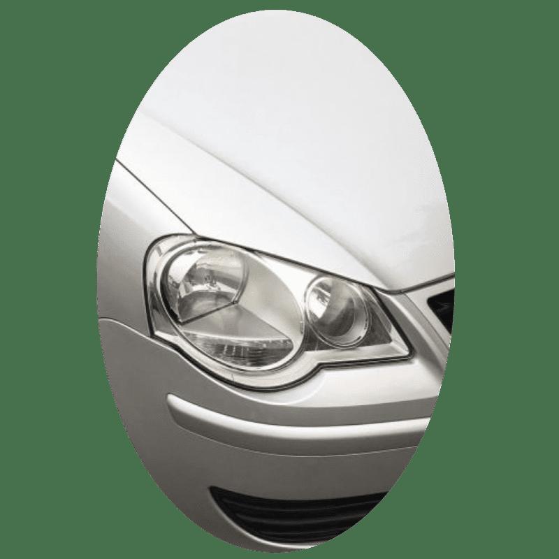 Phare avant droit Volkswagen Polo IV phase 2 chrome