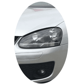 Phare avant gauche Volkswagen Golf V  gris