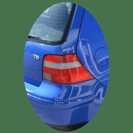 Feu arrière droit Volkswagen Golf IV  gris simple