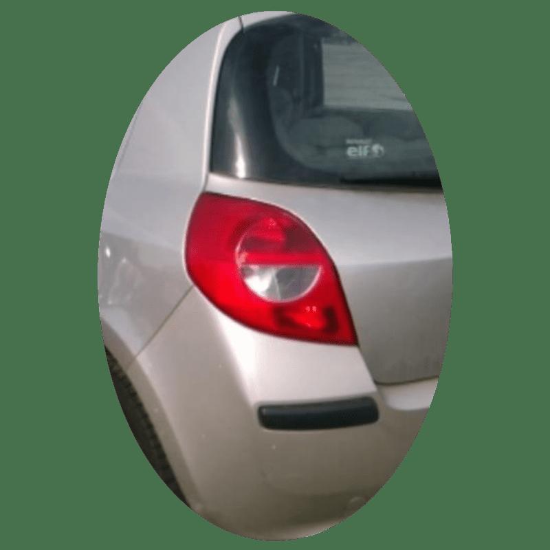 Feu arrière gauche Renault Clio 3 phase 1