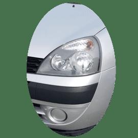 Phare avant gauche Renault Clio 2 phase 2 gris