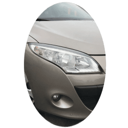 Phare avant droit Renault Megane 3 phase 1