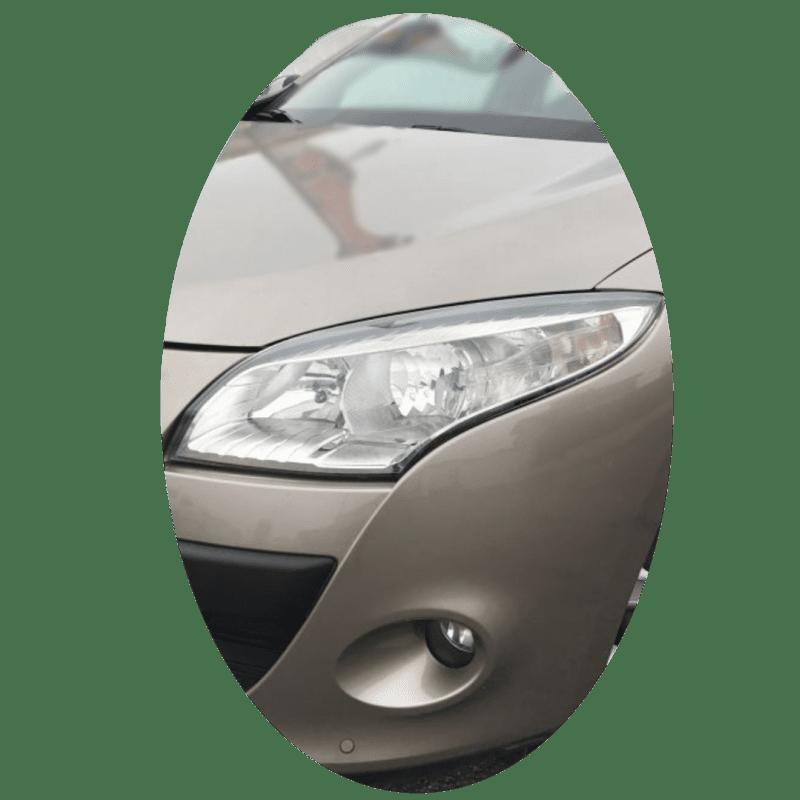 Phare avant gauche Renault Megane 3 phase 1
