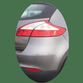 Feu arrière droit Renault Megane 3 phase 1 principal