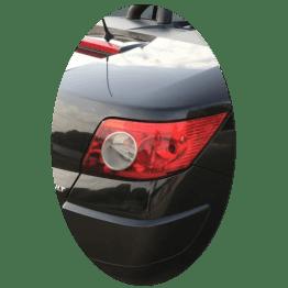 Feu arrière droit Renault Megane 2 CC phase 1