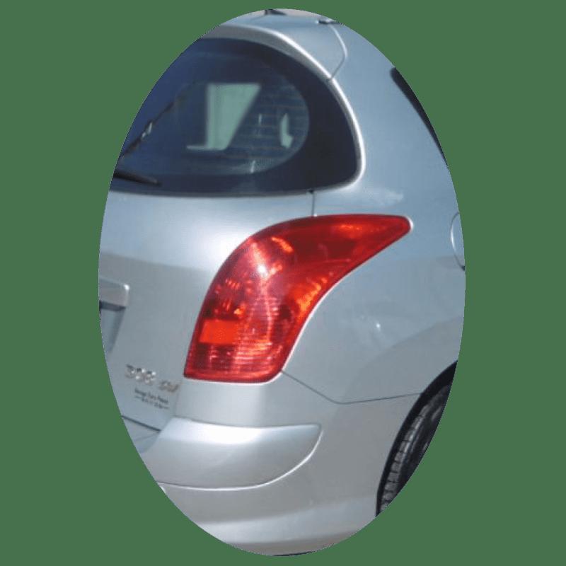 Feu arrière droit Peugeot 308 SW phase 1