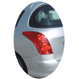 Feu arrière gauche Peugeot 308 SW phase 1