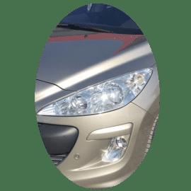 Phare avant gauche Peugeot 308 phase 1