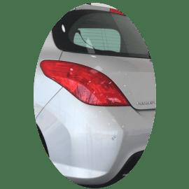 Feu arrière gauche Peugeot 308 phase 1