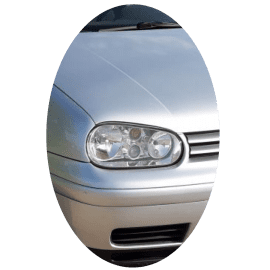 Phare avant droit Volkswagen Golf IV  antibrouillard