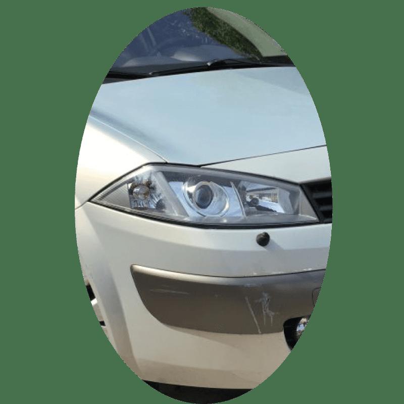 Phare avant droit Renault Megane 2 phase 1 Xenon