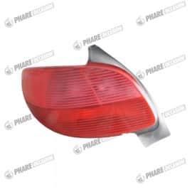 Feu arrière gauche Peugeot 206 phase 1-occasion
