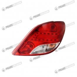 Feu arrière droit Peugeot 207 phase 2 occasion