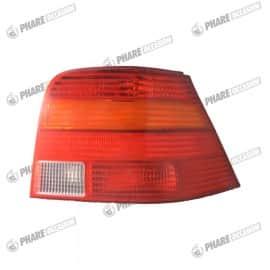 Feu arrière droit Volkswagen Golf IV  orange