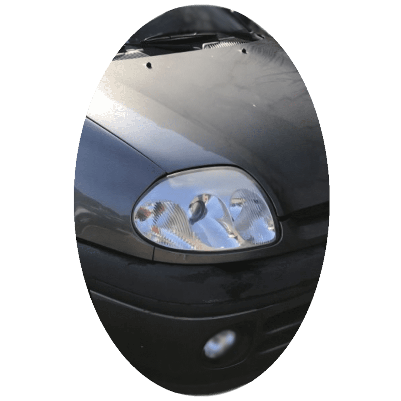 Phare avant droit Renault Clio 2 phase 1 Double optique occasion