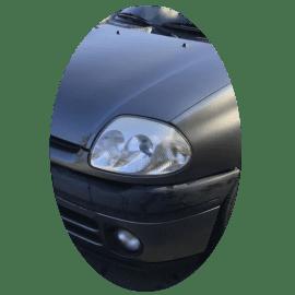 Phare avant gauche Renault Clio 2 phase 1 Double optique occasion