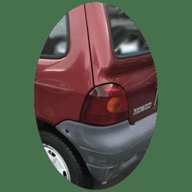 Feu arrière gauche Renault Twingo 1 phase 1
