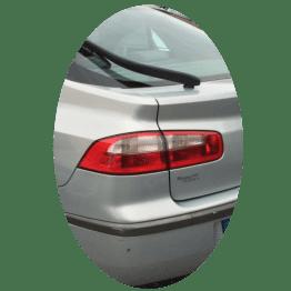 Feu arrière gauche Renault Laguna 2 phase 1 secondaire