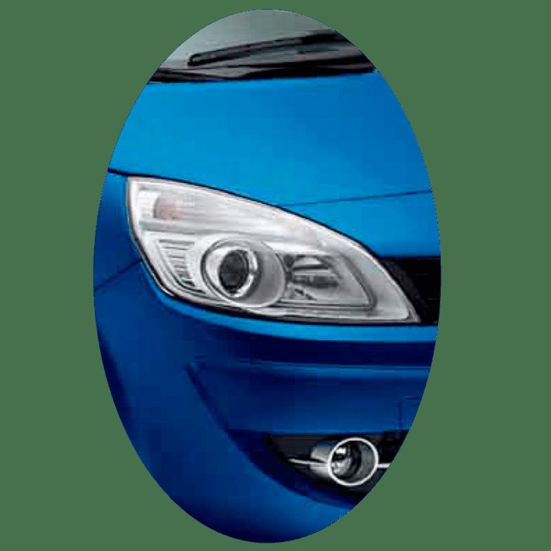 Phare avant droit Renault Scenic 2 phase 2