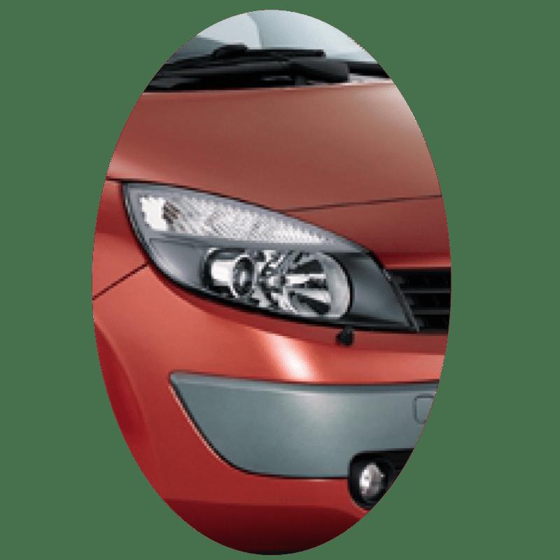 Phare avant droit Renault Scenic 2 phase 1 Xenon