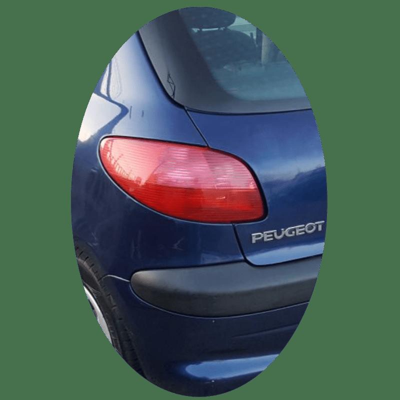 Feu arrière gauche Peugeot 206 phase 1