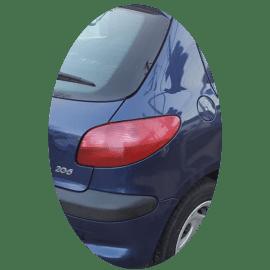 feu arrière droit Peugeot 206 phase 1