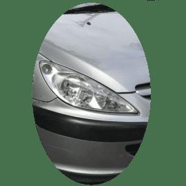 Phare avant droit Peugeot 307 phase 1