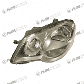 Phare avant gauche Volkswagen Polo IV phase 2 chrome occasion