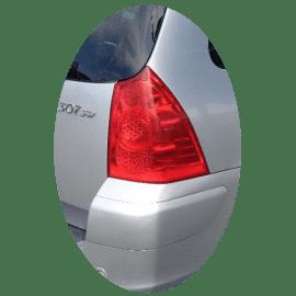 Feu arrière droit Peugeot 307 SW phase 2
