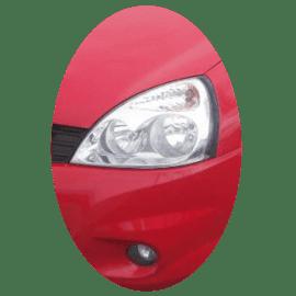 Phare avant gauche Renault Clio 2 phase 2 chrome