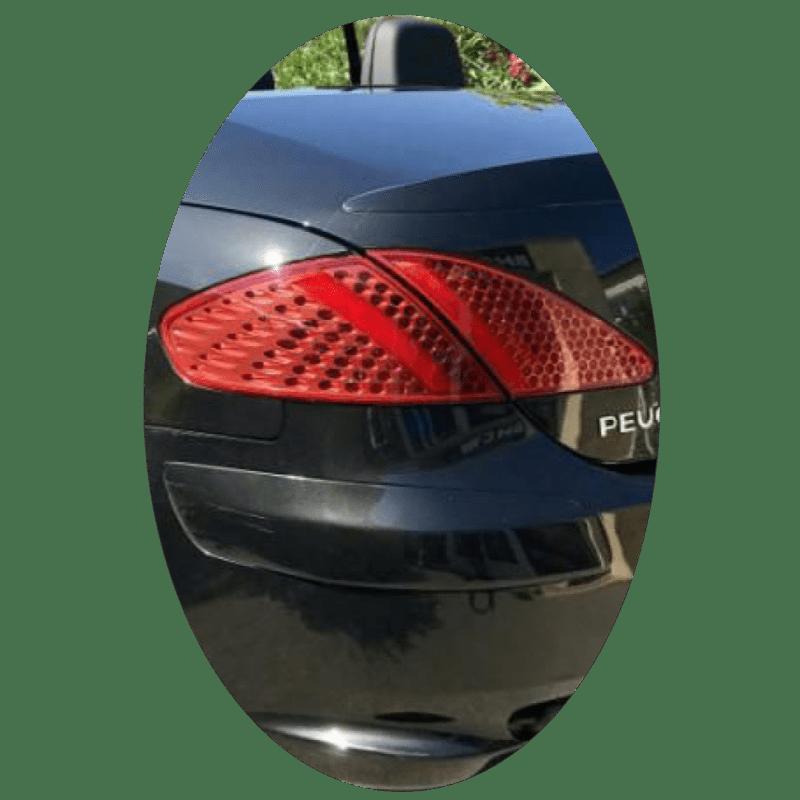 Feu arrière gauche Peugeot 307 CC phase 1 et 2 LED secondaire