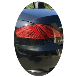 Feu arrière gauche Peugeot 307 CC phase 1 et 2 LED principal