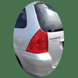 Feu arrière gauche Peugeot 307 SW phase 2