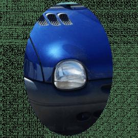 Phare avant droit Renault Twingo 1 phase 2 en verre strié