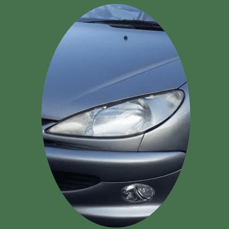 Phare avant gauche Peugeot 206 phase 1