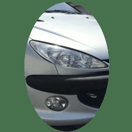 Phare avant droit Peugeot 206 phase 2