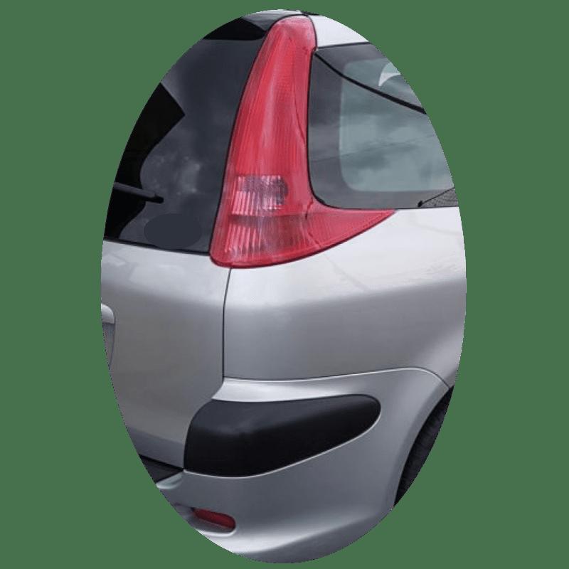 Feu arrière droit Peugeot 206 SW phase 1