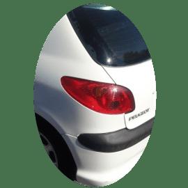 Feu arrière gauche Peugeot 206 phase 2