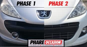 Comment bien reconnaitre la phase de ma Peugeot 207 ? Phase 1 ou Phase 2 ?