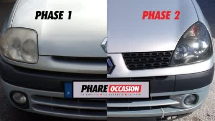 Clio 2: quelles sont les différences entre phase 1 et phase 2 ?
