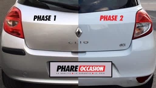 Ma Renault Clio 3 est elle une phase 1 ou une phase 2 ? Astuces pour reconnaître la phase de votre Clio 3