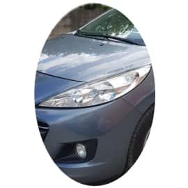 Phare avant gauche Peugeot 207 phase 2 directionnel