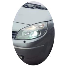 Phare avant gauche Renault Scenic 2 phase 1 Xenon