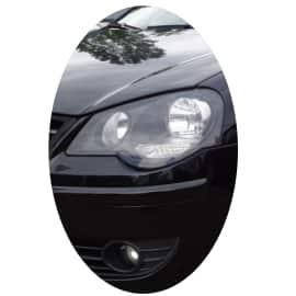Phare avant gauche Volkswagen Polo IV phase 2 noir
