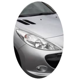 Phare avant droit Peugeot 206+